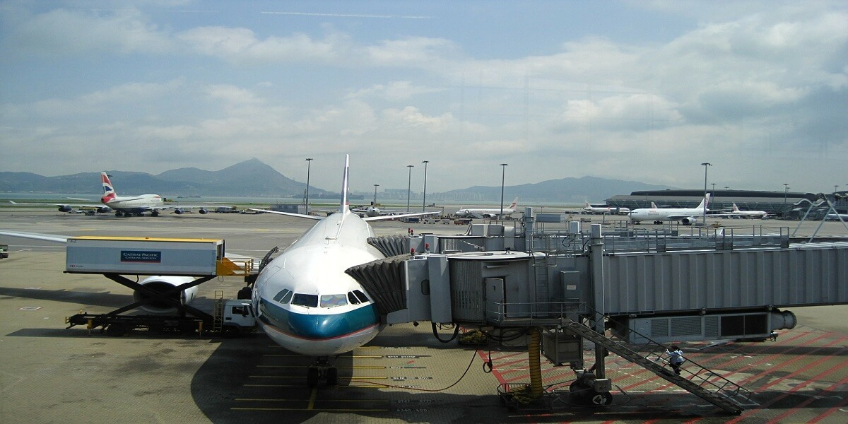 Top 10 Busiest Airports in Asia