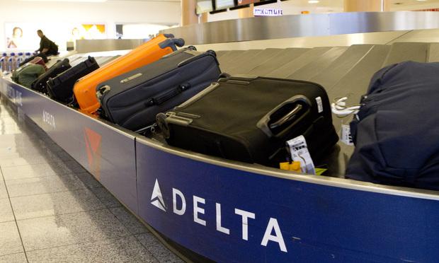 Delta Airline Luggage
