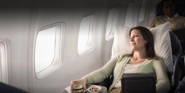delta airlines inflight amenities
