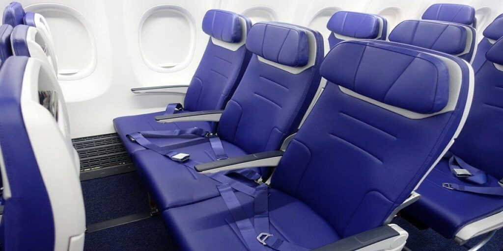 southwest airlines Seat Comfort and Legroom