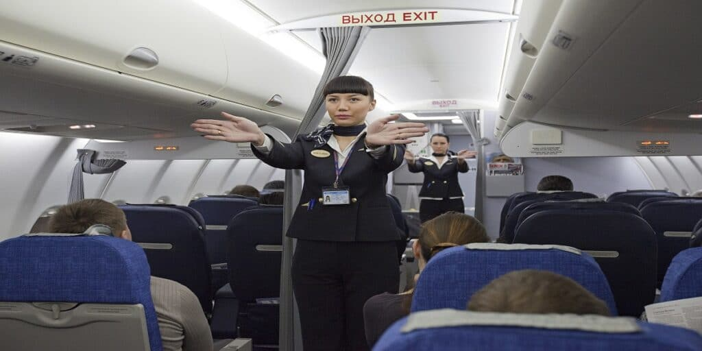 Passenger Safety of Aeroflot Airlines