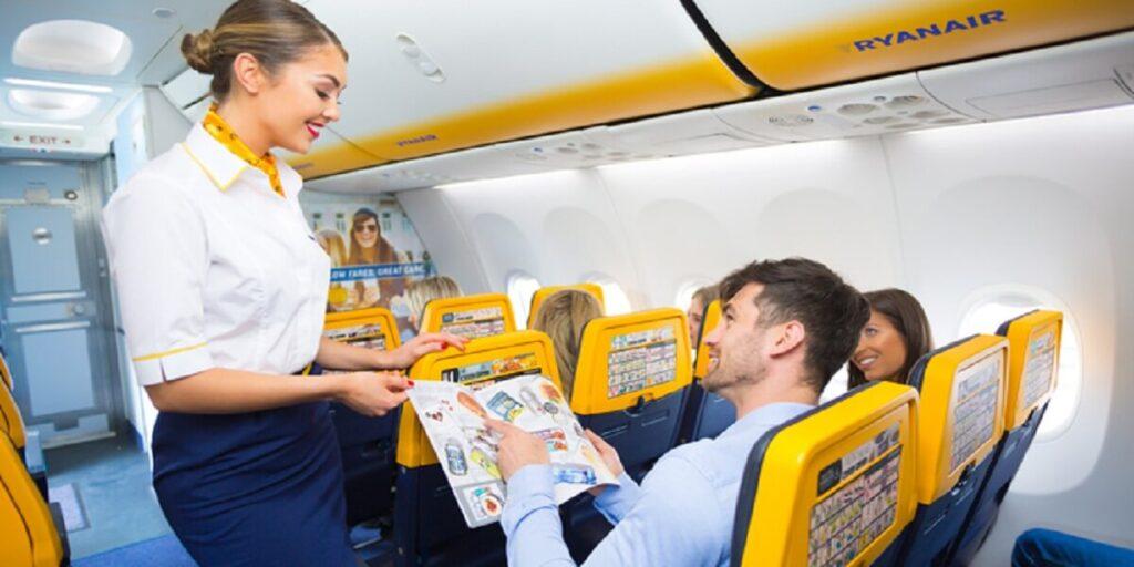 Ryanair Airline Onboard Experience