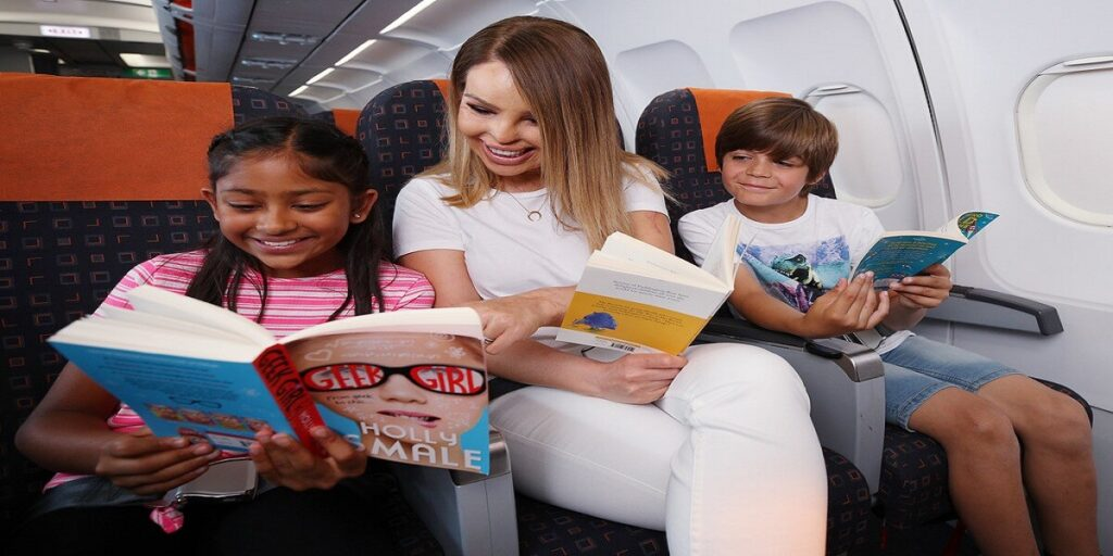 easyjet In-flight Entertainment