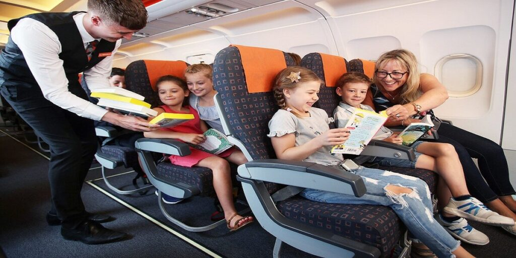 easyjet airline seats